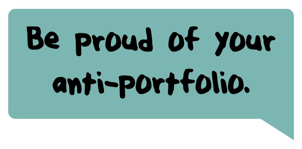 CreativeConfidence-AntiPortfolio