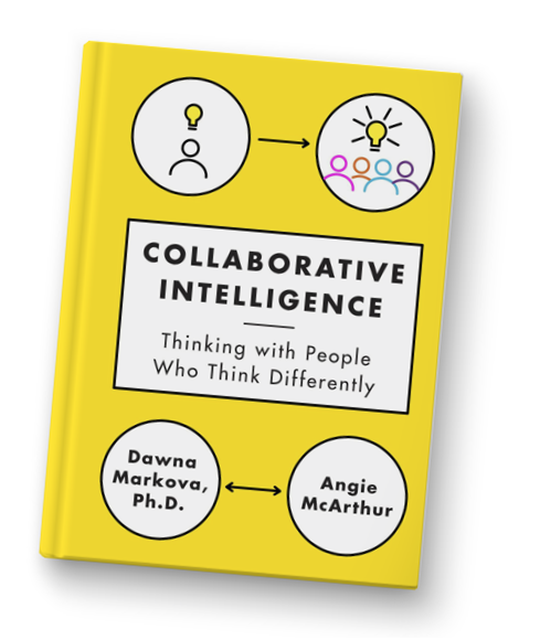Gemba Book Club: Collaborative Intelligence | Thinking With People Who Think Differently